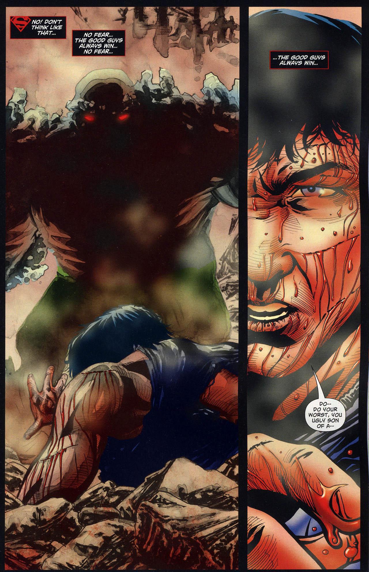 Superboy [I] Issue #6 #6 - English 21