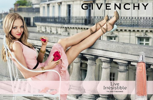 Abella's Beauty Blog: Live irresistible by Givenchy - A Bright, Happy and Irresistible Perfume