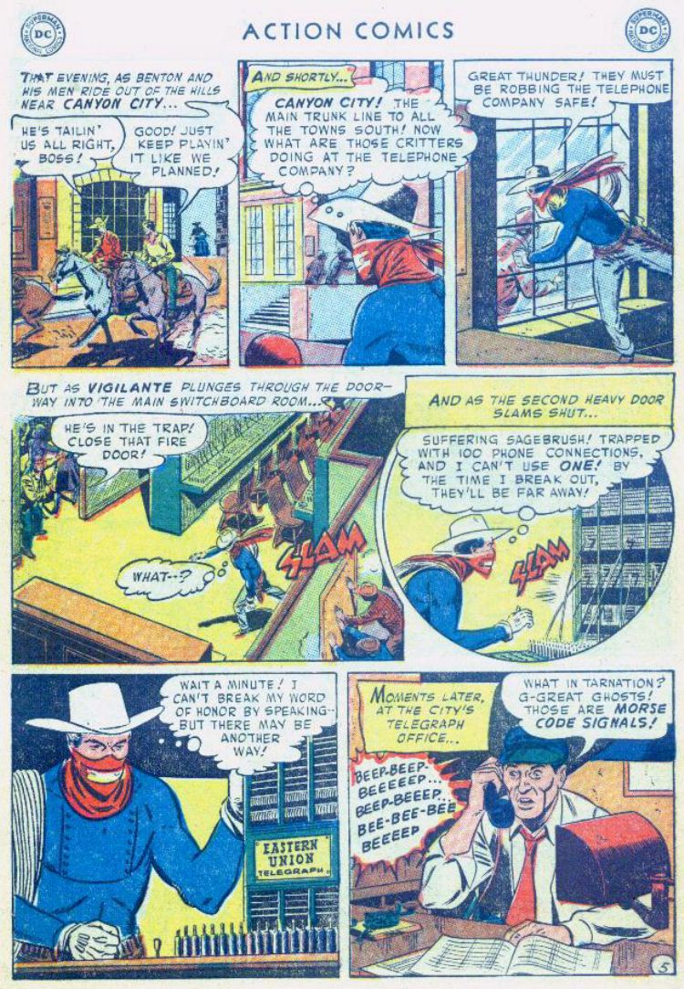 Read online Action Comics (1938) comic -  Issue #176 - 38