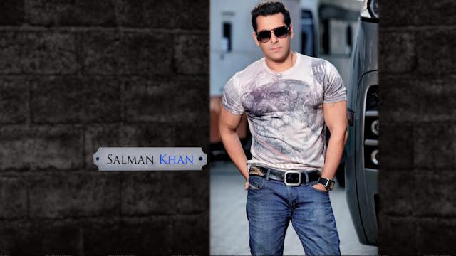 Salman Khan HD Desktop Wallpaper