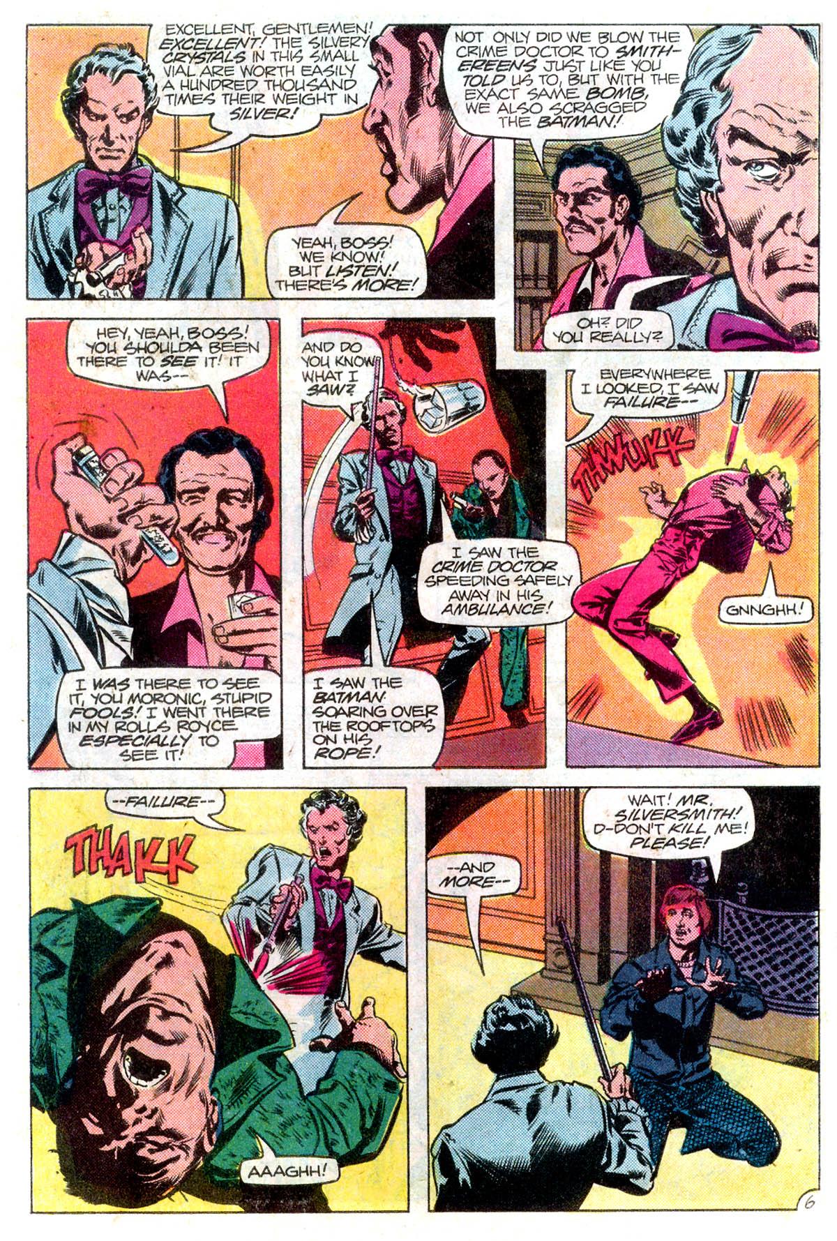 Detective Comics (1937) 495 Page 6