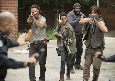 "The Walking Dead 5x07: ""Lo scambio"" (titolo originale ""Crossed"")"