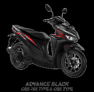 Vario 125 ESP CBS - Titianium Black 2018 Anisa Naga Mas Motor Klaten Dealer Asli Resmi Astra Honda Motor Klaten Boyolali Solo Jogja Wonogiri Sragen Karanganyar Magelang Jawa Tengah.