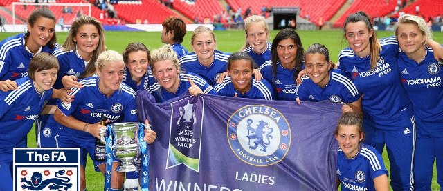 chelsea women's football club logo branding fc