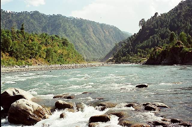 Rivers and Drainage System of Himachal Pradesh