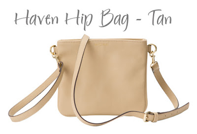 Miche Tan Haven Hip Bag available at MyStylePurses.com