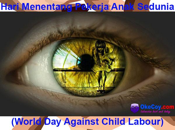 hari menentang pekerja anak sedunia internasional nasional indonesia