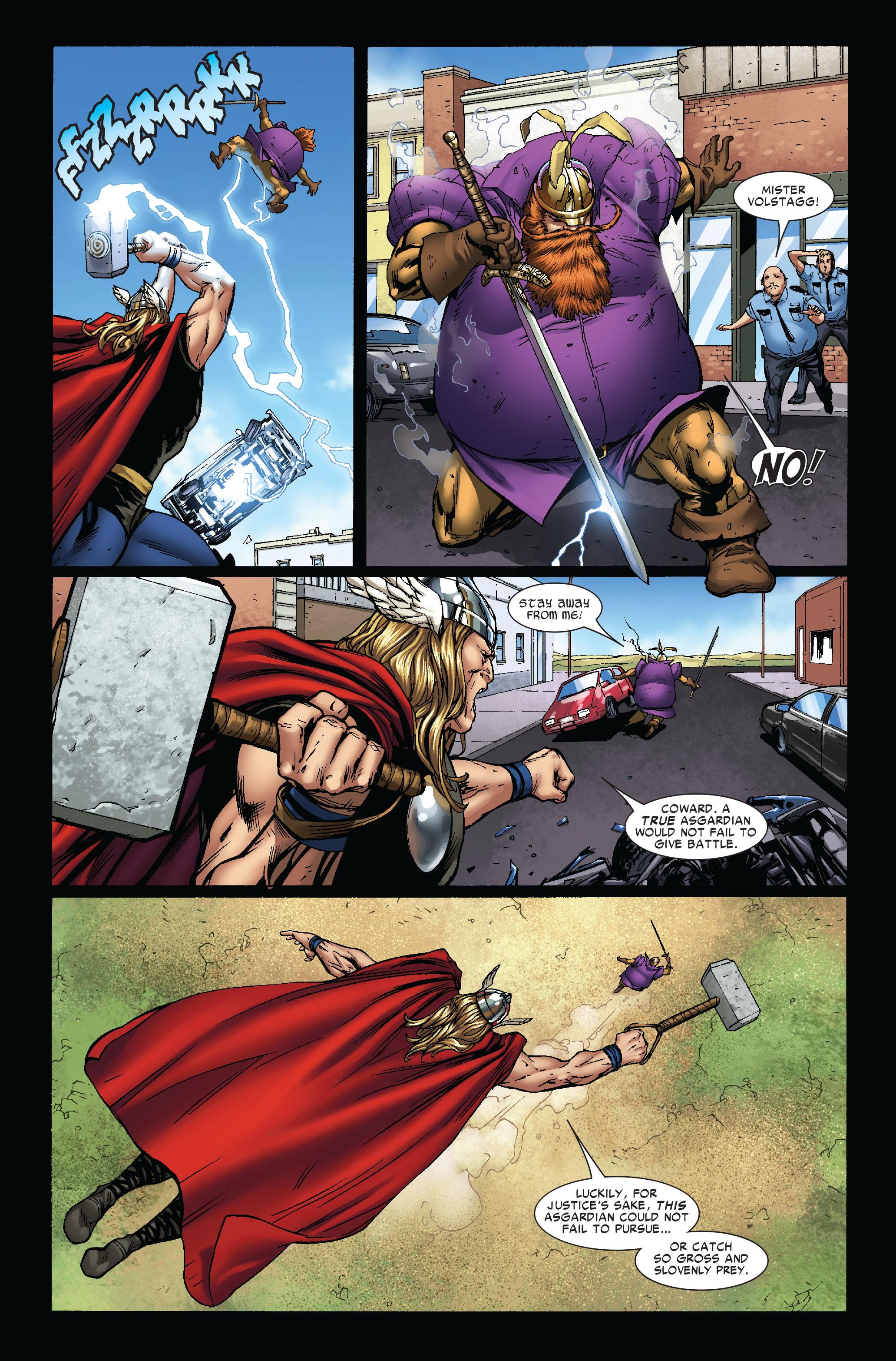 Thor (2007) Issue #608 #21 - English 8