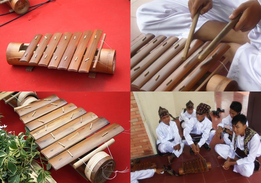 Gamolan Pekhing, Alat Musik Tradisional Dari Lampung