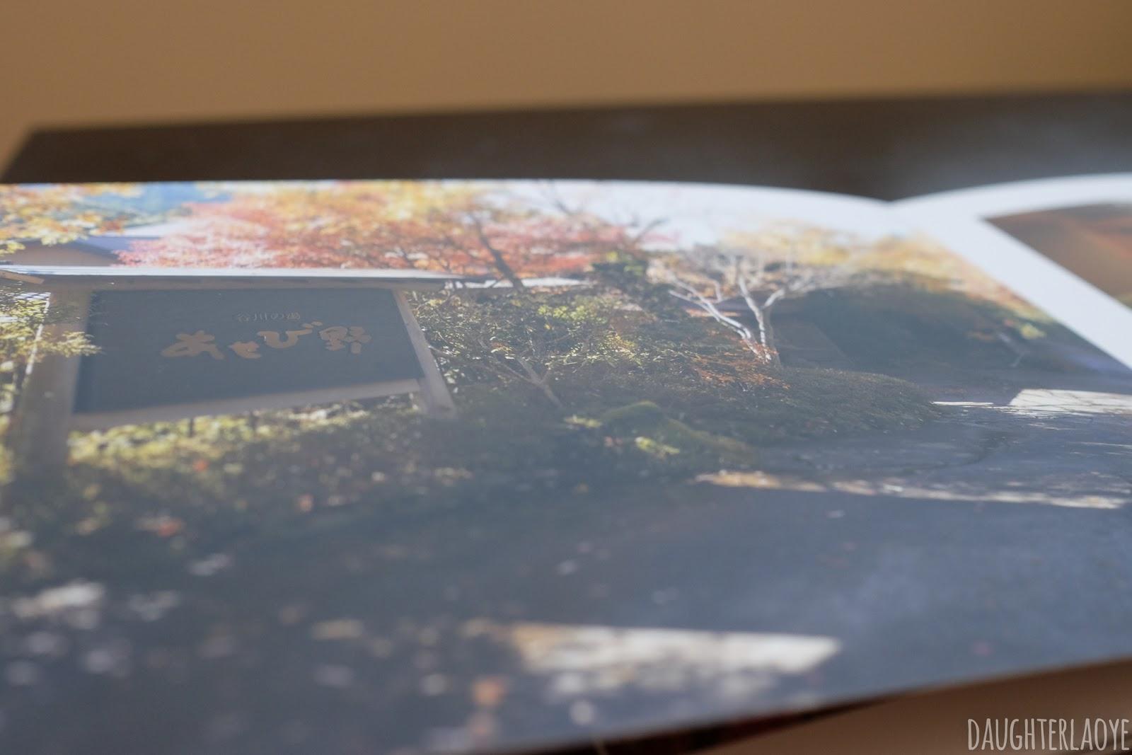 Daughter Lao Ye: Photobook Review: AdoramaPix Fuji Deep