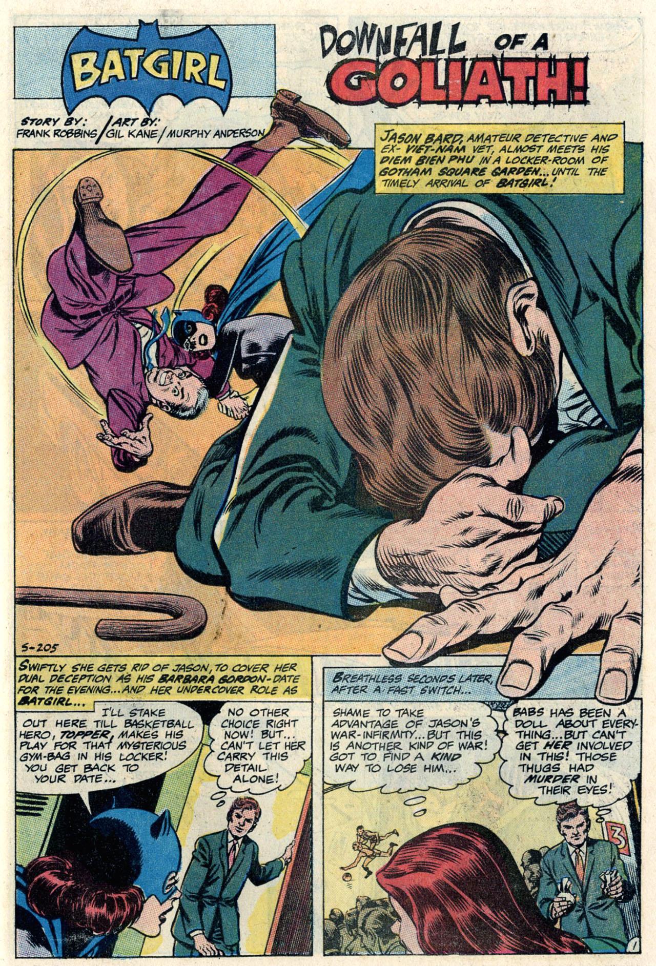 Detective Comics (1937) 393 Page 22