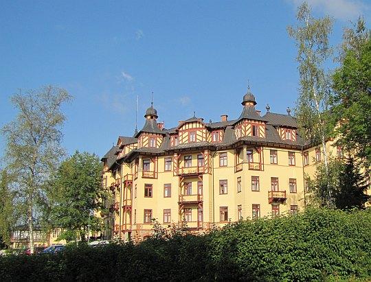 Grand Hotel w Starym Smokowcu