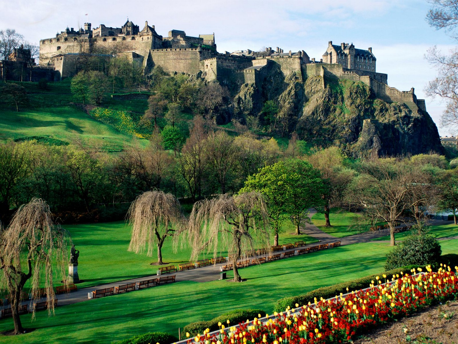 Scotland Is Full Of Great Places To Visit From Edinburgh Castle The Ski Resorts Highlands Whether Travelers Are Looking For Peace And Quiet Or A