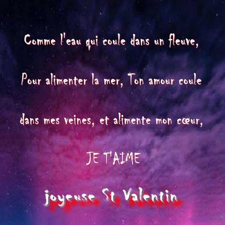 Messages Damour Pour La Saint Valentin 2018 Messages Et