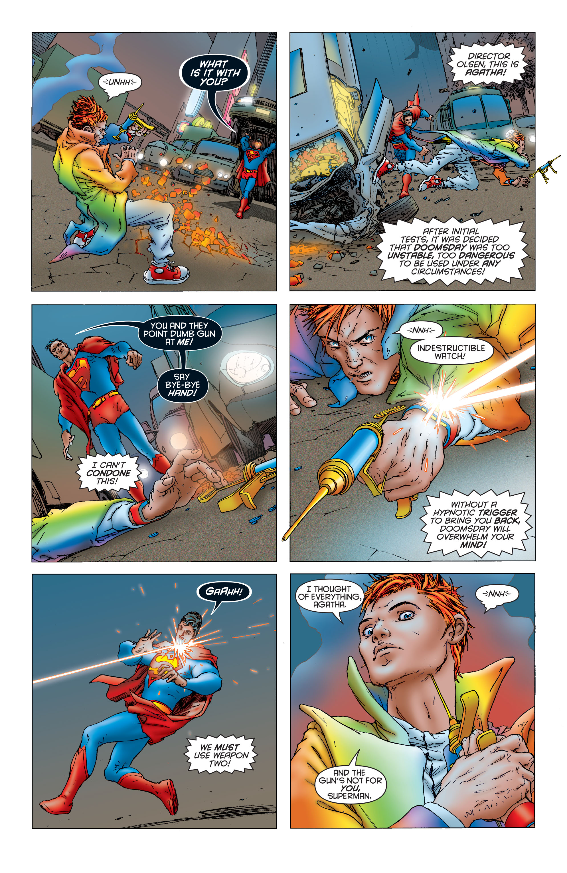 Read online All Star Superman comic -  Issue #4 - 16