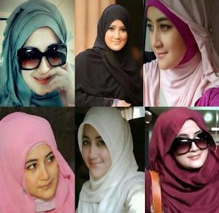 Hijab Modern Ala Umi Pipik