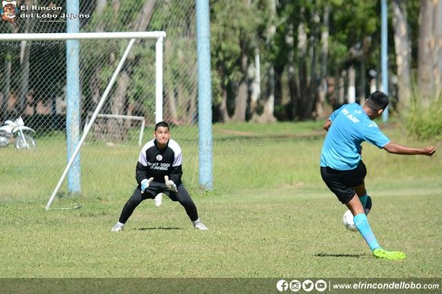 Fotos | 2019 | 5ta división | GyEJujuy 4-1 Altos Hornos Zapla | Amistoso