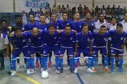 Dragão está na final do 1º turno do Sergipão de Futsal