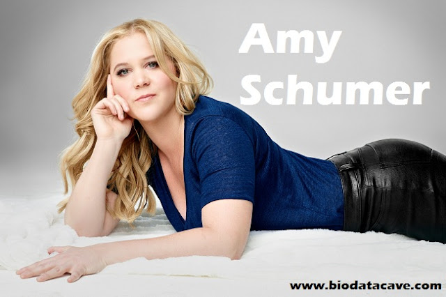 Amy Schumer biography career and many more