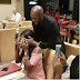 VIDEO: Watch how Tuface Idibia surprised his wife on fourth wedding anniversary