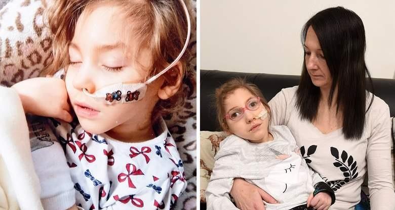 Το κορίτσι που γεννήθηκε χωρίς εγκέφαλο
