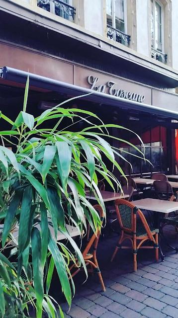 Restaurant italien La Toscane