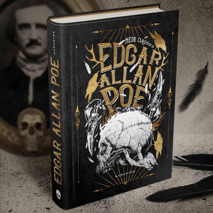 Edgar Allan Poe na Dark Side Books