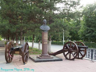 Новочеркасск Суворовское училище