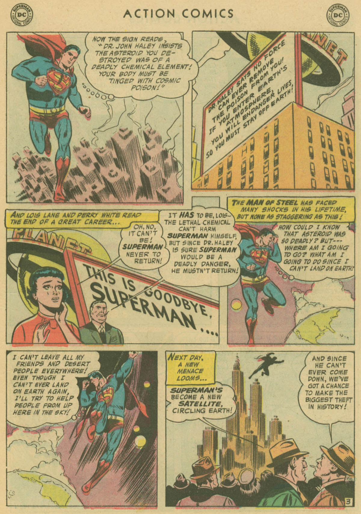 Read online Action Comics (1938) comic -  Issue #229 - 4
