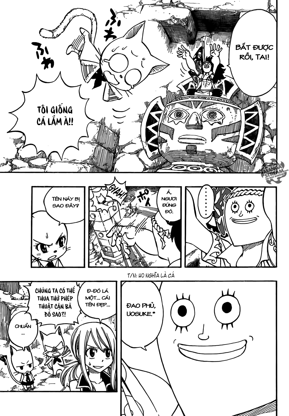 Fairy Tail chap 308 trang 20