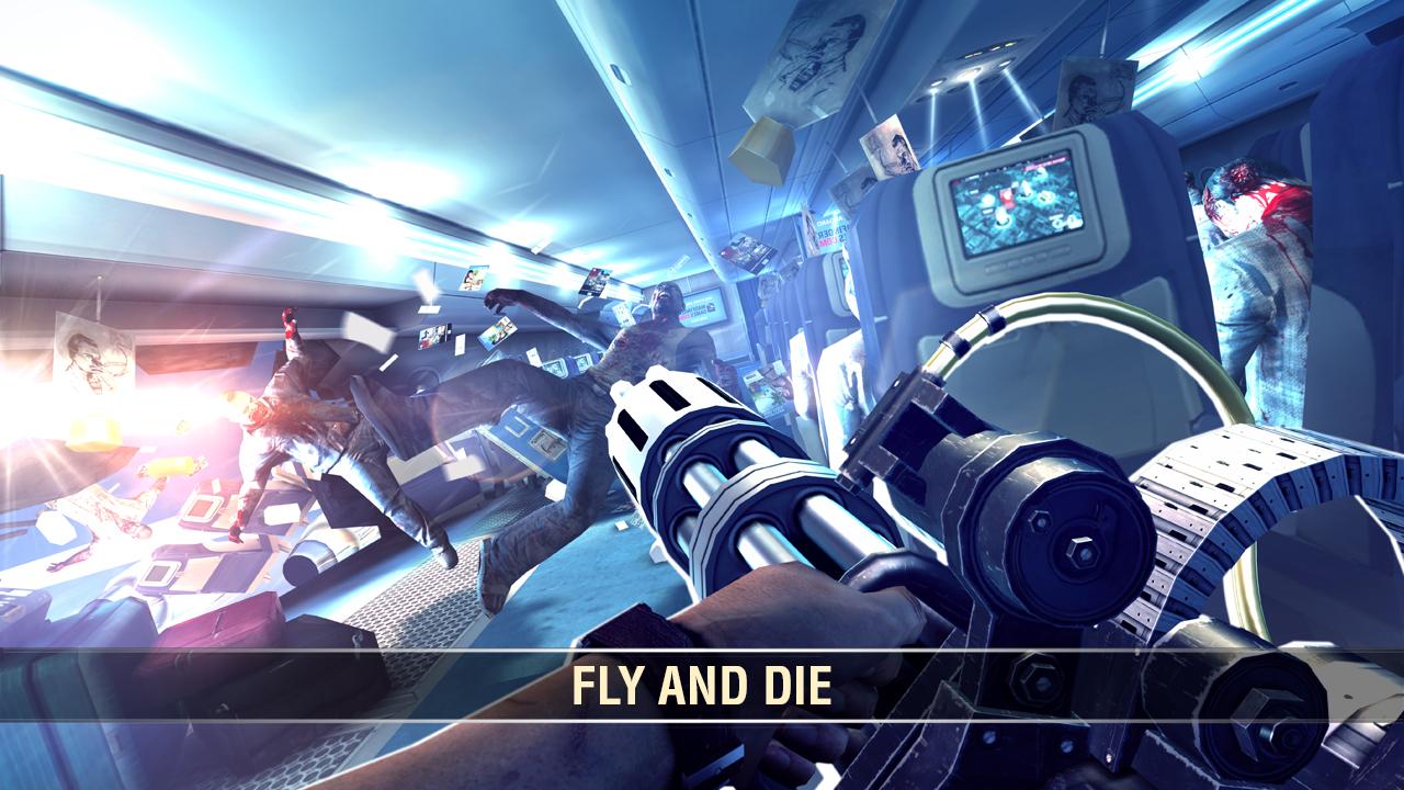 DEAD TRIGGER 2 MOD APK 1.3.1 Zombie Shooter Download