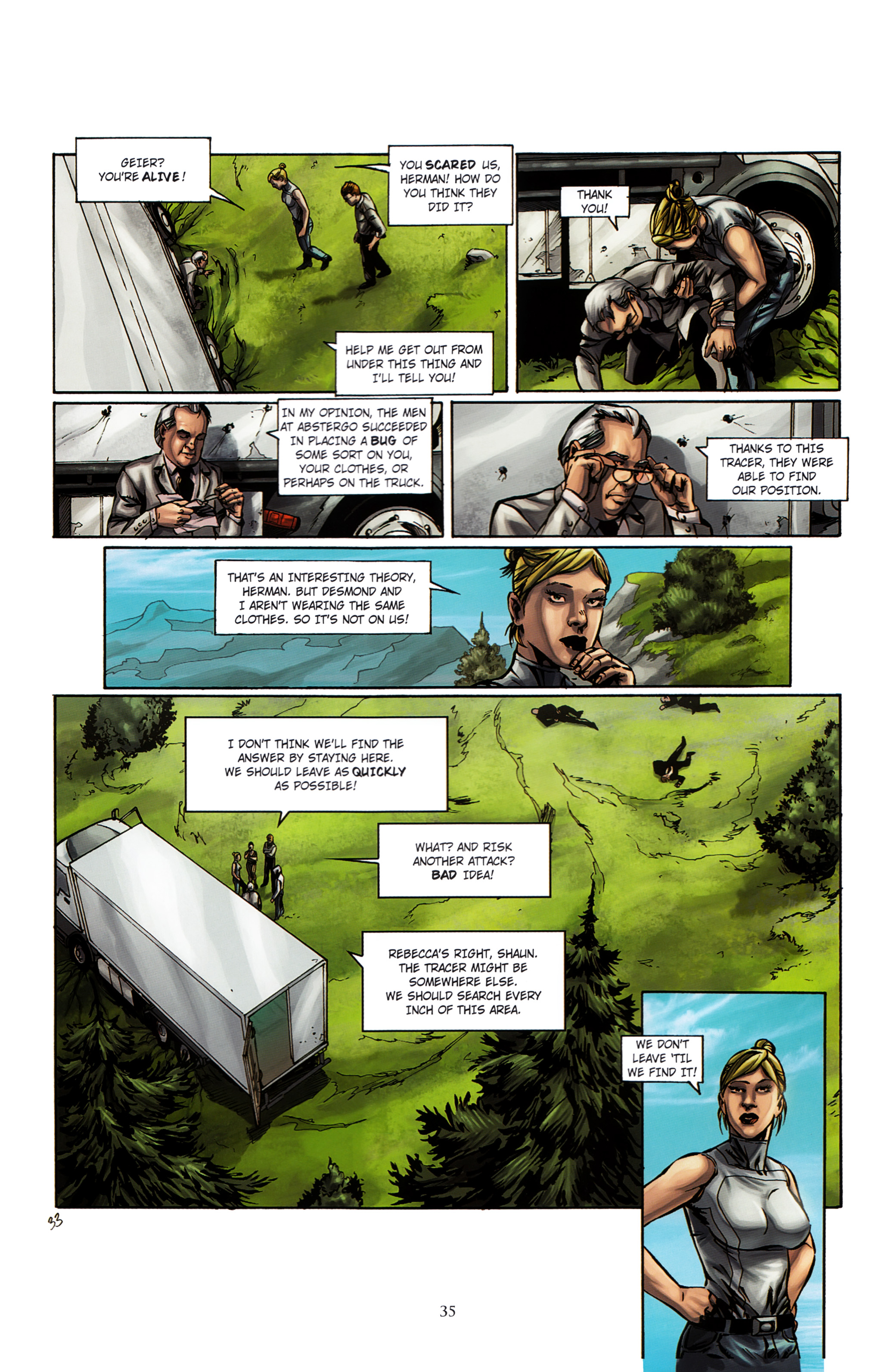 Read online Assassin's Creed (2012) comic -  Issue #2 - 39