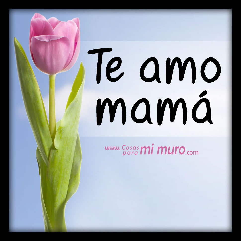 i love you mom quotes poems sayings images in spanish. Black Bedroom Furniture Sets. Home Design Ideas