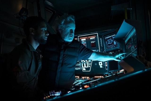 Ridley Scott dirige Alien Covenant tras Prometheus
