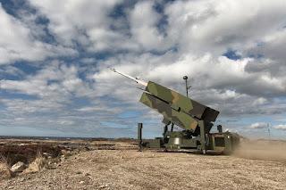AIM-9X Sidewinder NASAMS
