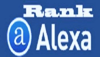 Cara Memasang Alexa Rank di Blogspot Terbaru