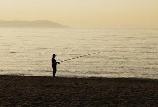 Ο επίμονος ψαράς