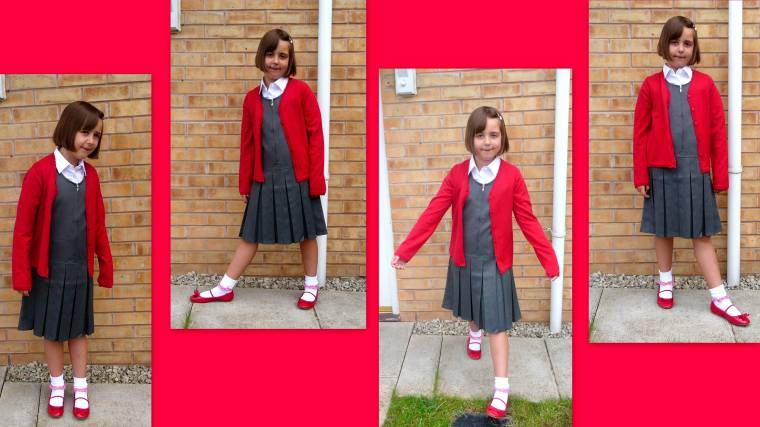 Back To School With Littlewoods: School Uniform Review.