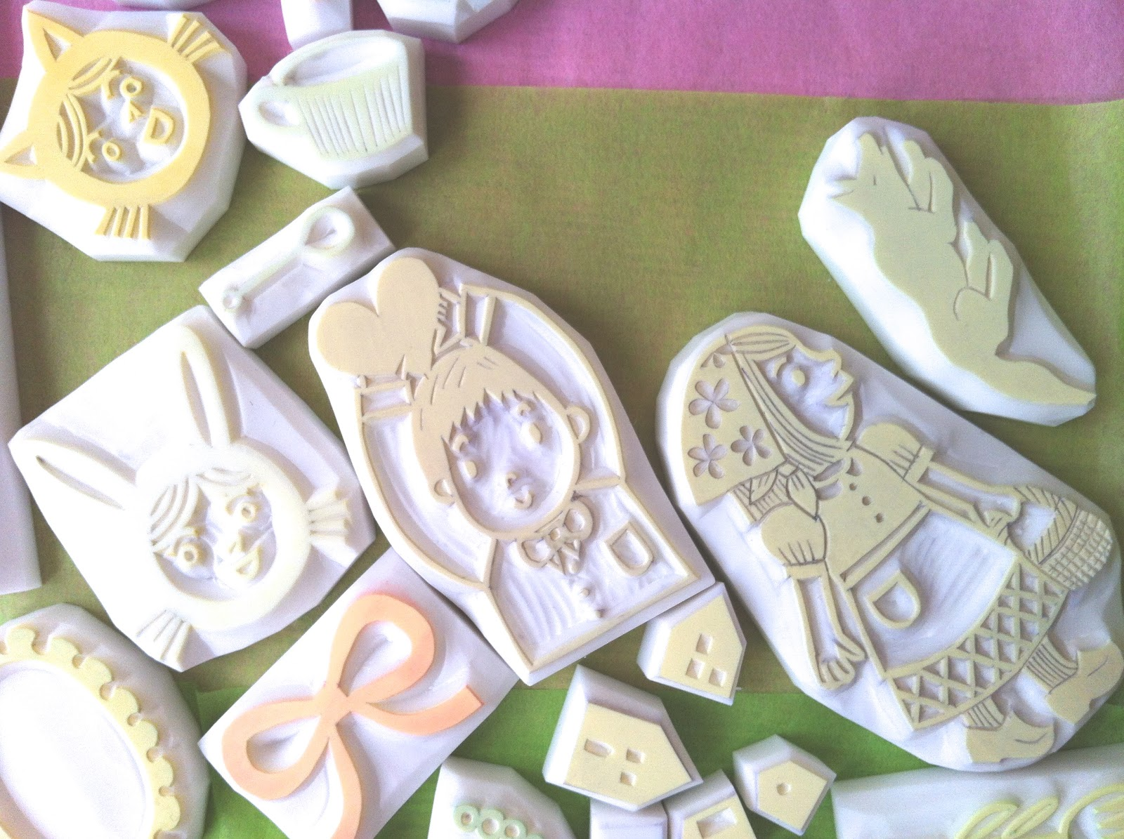 Make Your Own Rubber Stamps 85