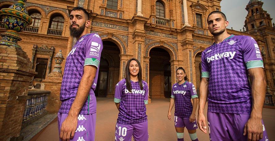 Real Betis 20-21 Away Kit Released - Footy Headlines