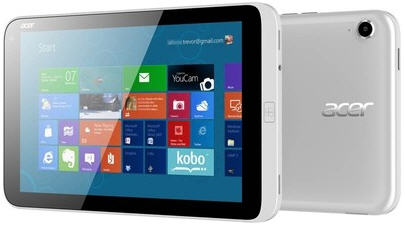 Acer Iconia Windows Powered Tablet in India