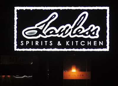 Lawless Sprits & Kitchen at The Rice