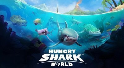 Hungry Shark World Mod