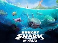 Hungry Shark World Mod v1.8.4 Apk [Unlimited Money]
