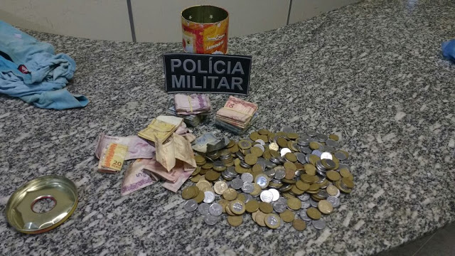 Pau dos Ferros: Quarteto é preso pela polícia após furto durante a madrugada