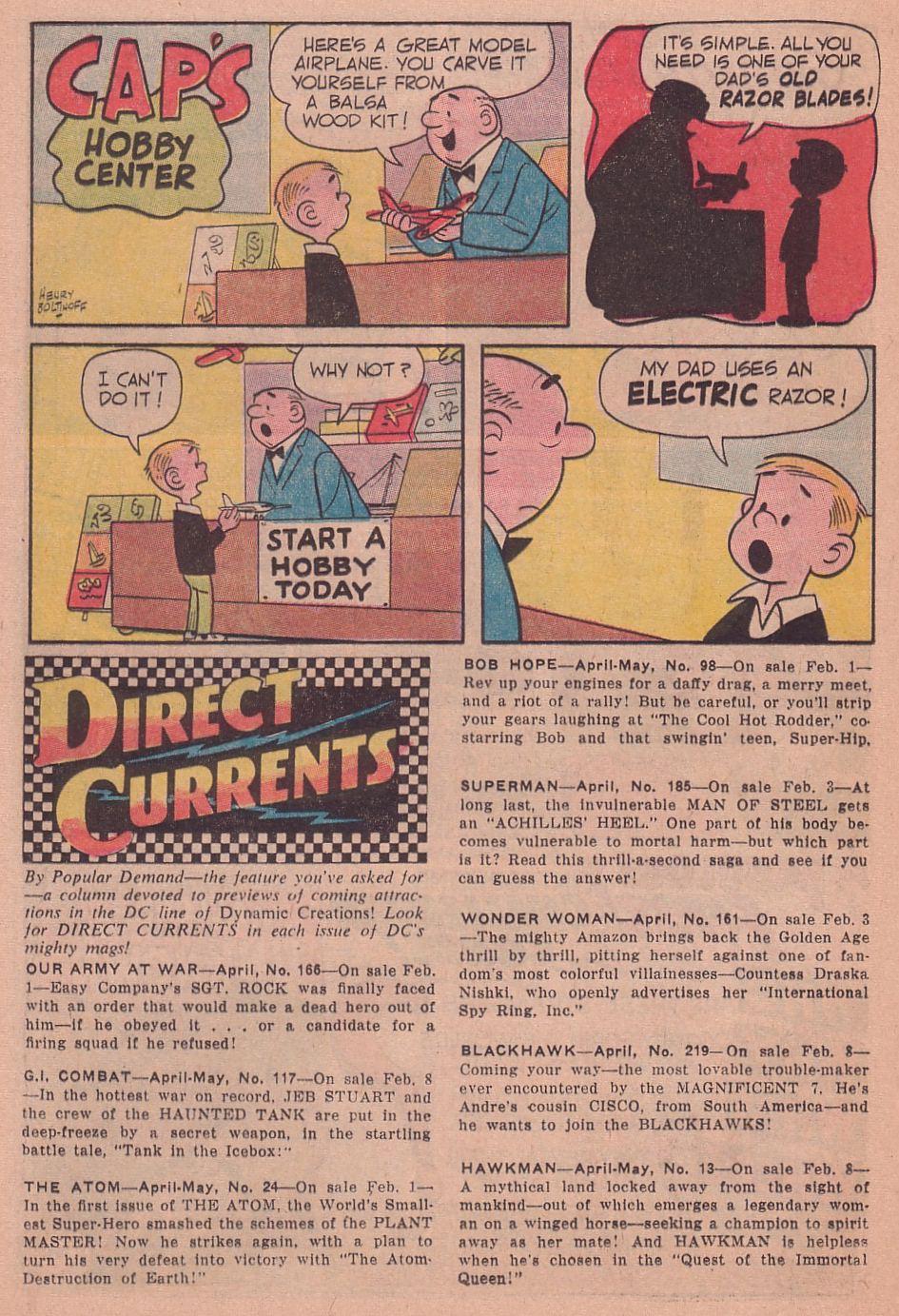 Read online World's Finest Comics comic -  Issue #156 - 24