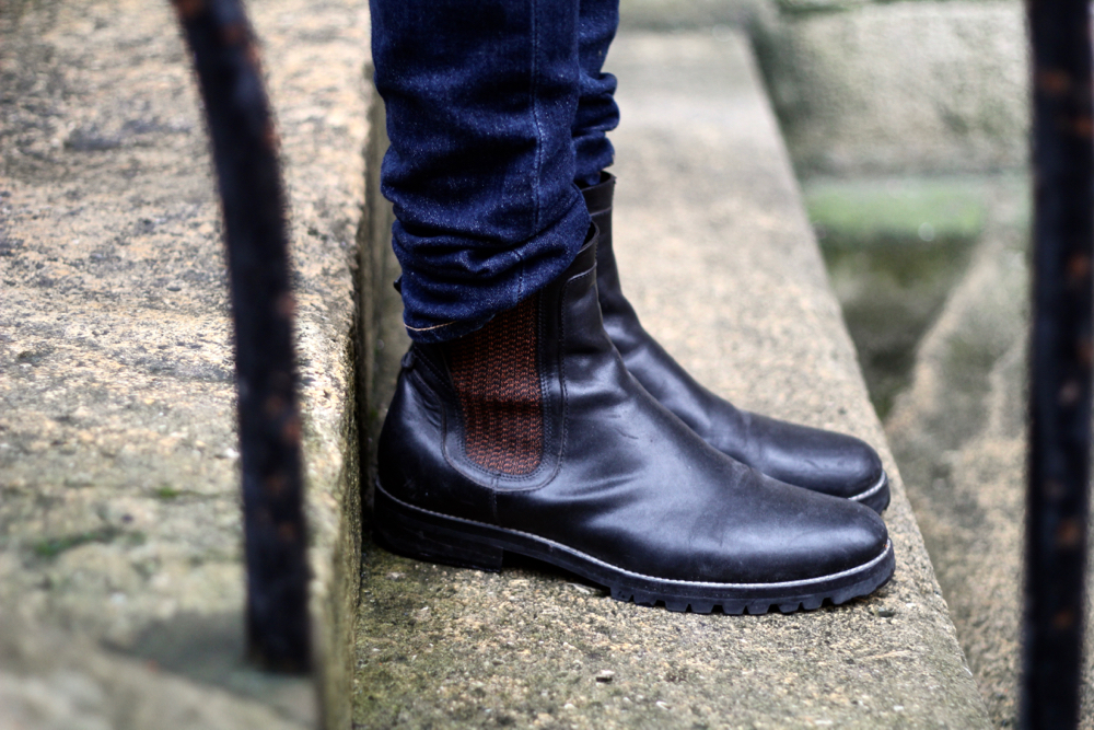 chelsea boots dries van noten