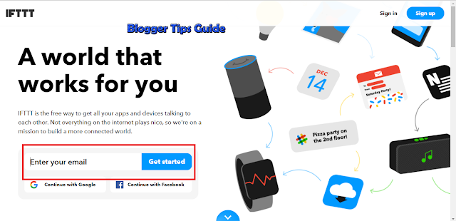 make 'auto blog'