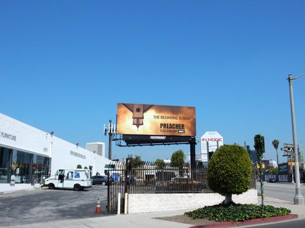 Preacher series premiere billboard