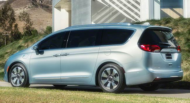 2017 Chrysler Pacifica Redesign, Rumors